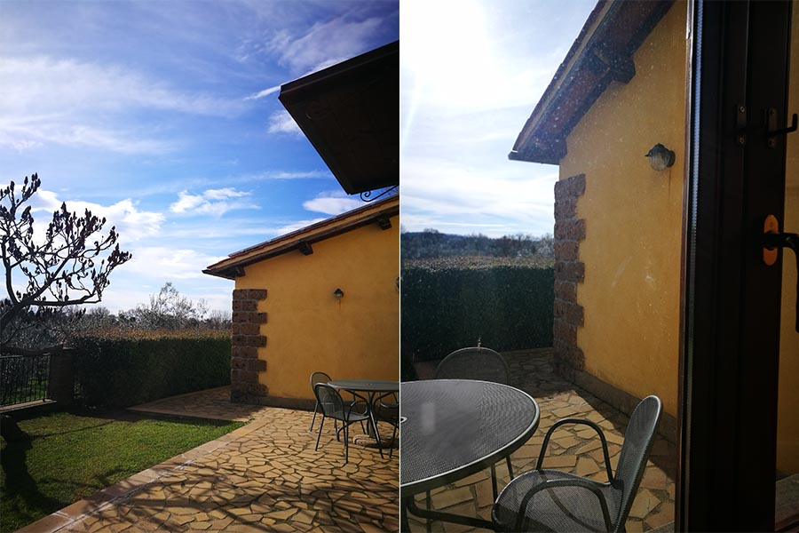 Tuscia farmhouse of Viterbo | Canino