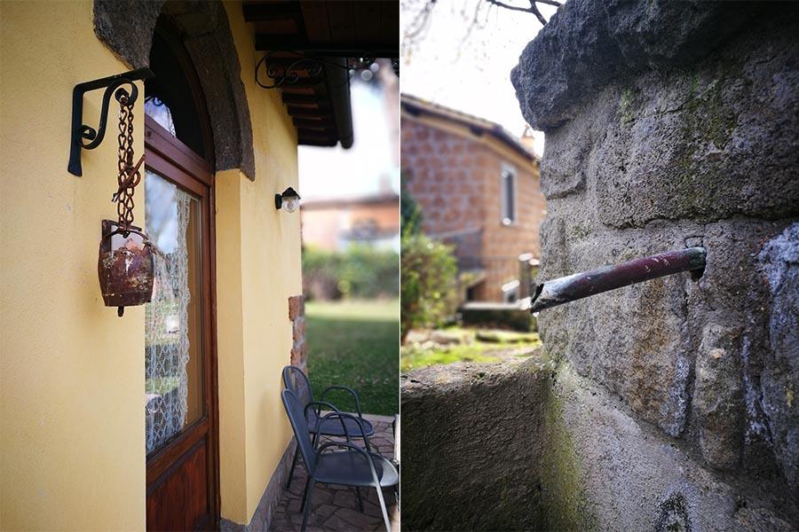 Farmhouse Viterbo's Tuscia | Civetta