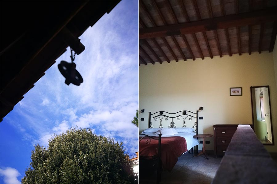 Farmhouse Viterbo's Tuscia | Fienile