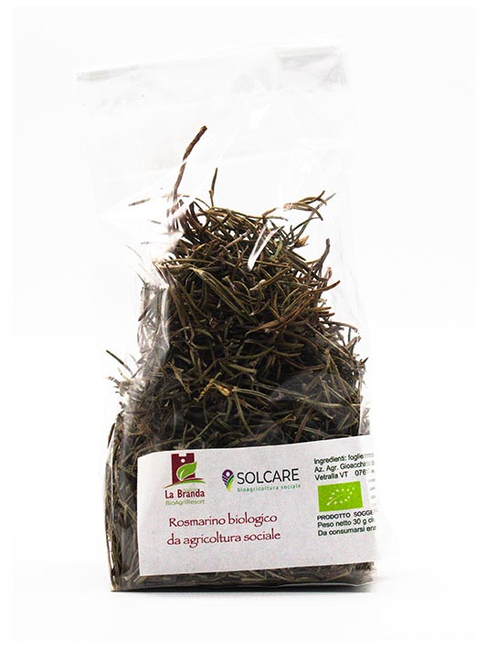 Organic Dried Rosemary | Bio Products Online | Bio Store