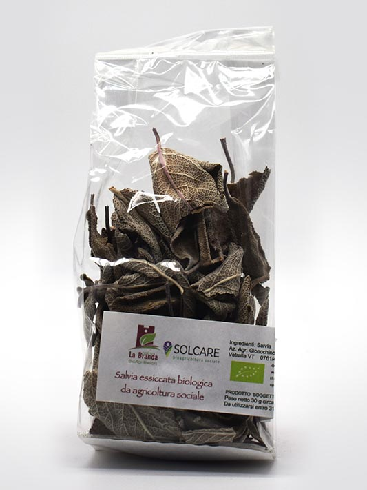 Organic Dried Sage | Bio Products Online | Bio Store